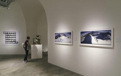 Partecipazione a l'Adieu des glaciers: ricerca fotografica e scientifica. Forte di Bard